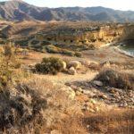Spanje landschap