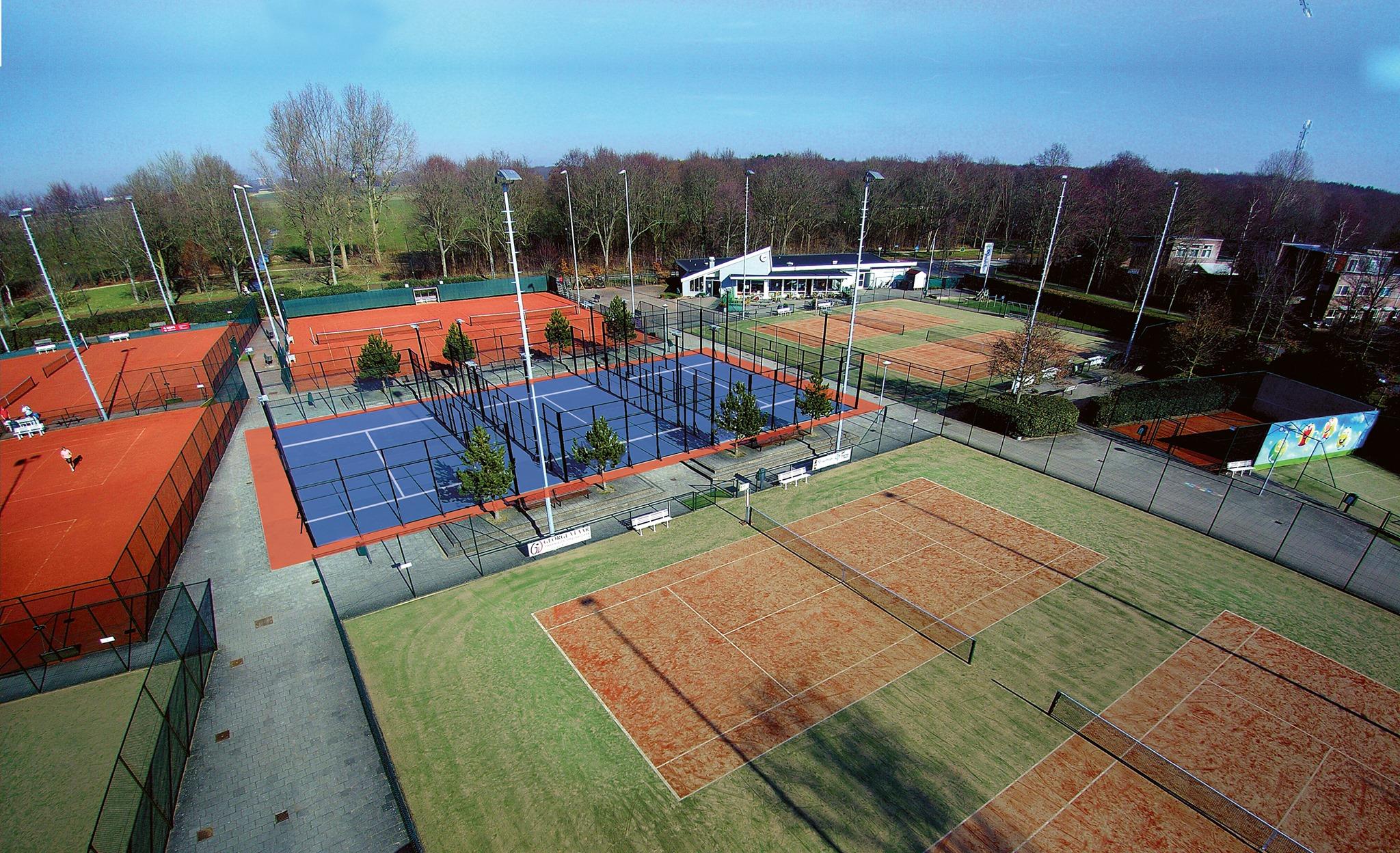 tennis en padelclub Heiloo